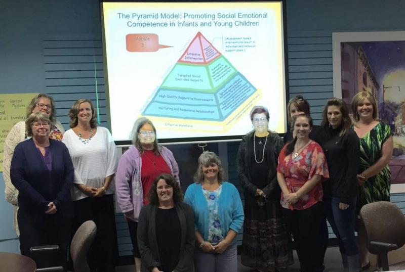 pyramid-model