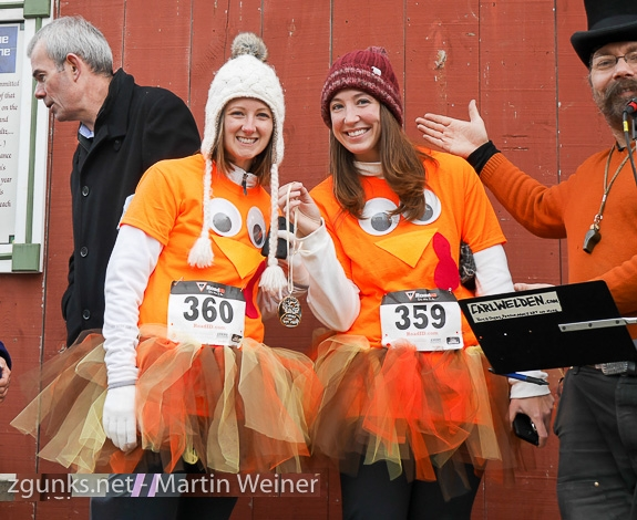 Turkey Trot 2015 - Best Costume - photo: Martin Weiner