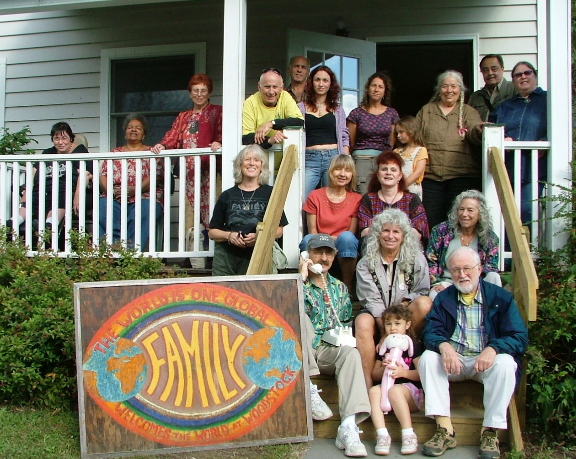 family of woodstock essay Essay the muddiest four days in history were celebrated in a drug-induced haze in essay/term paper: woodstock essay, term paper  and sly and the family stone c.