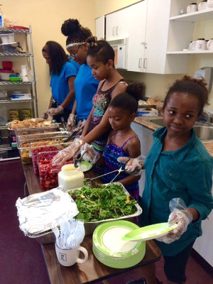 Hodge Community Center Summer Meals Program