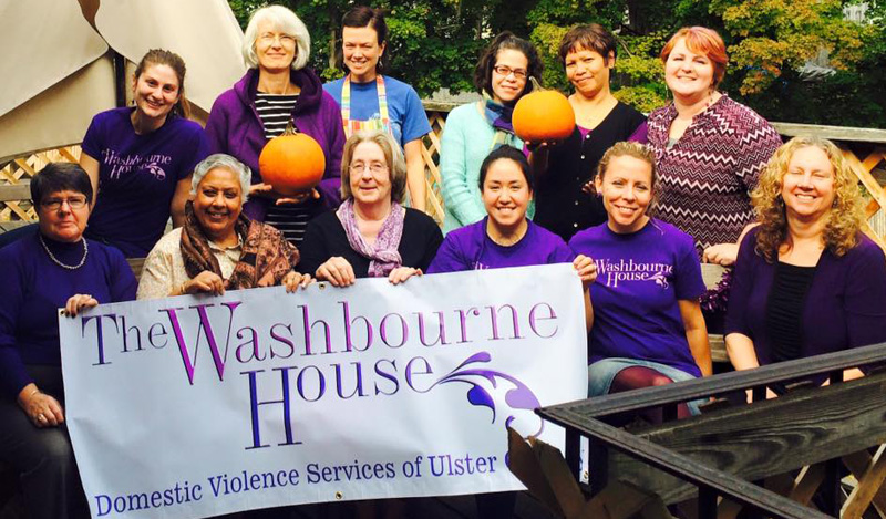 Washbourne House staff