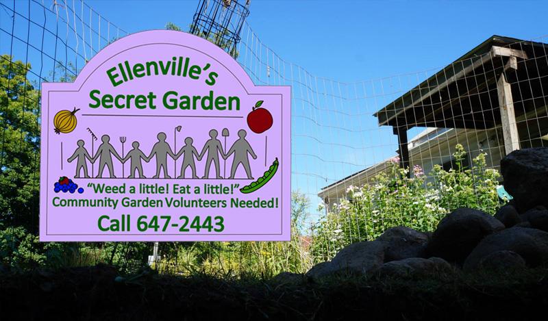 Community Garden at Family of Ellenville