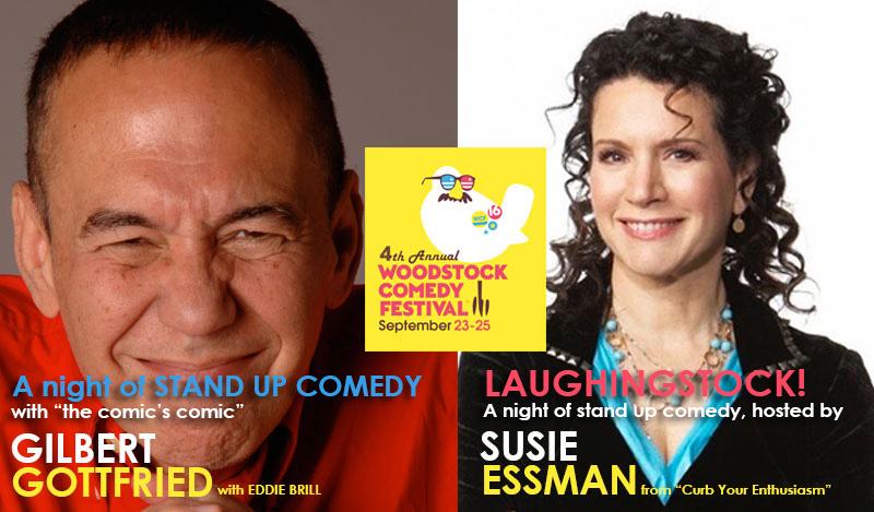 Woodstock Comedy Festival 2016