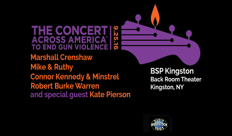Concert Across America Kingston, NY – presented by Family of